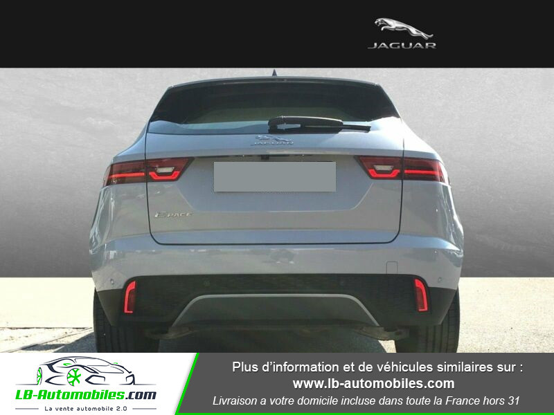Jaguar E-pace D180 AWD Gris occasion à Beaupuy - photo n°12
