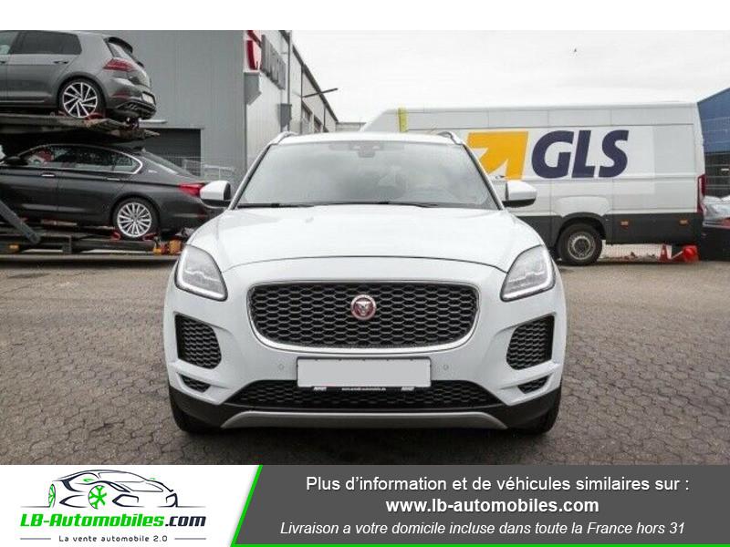 Jaguar E-pace D180 AWD Blanc occasion à Beaupuy - photo n°7