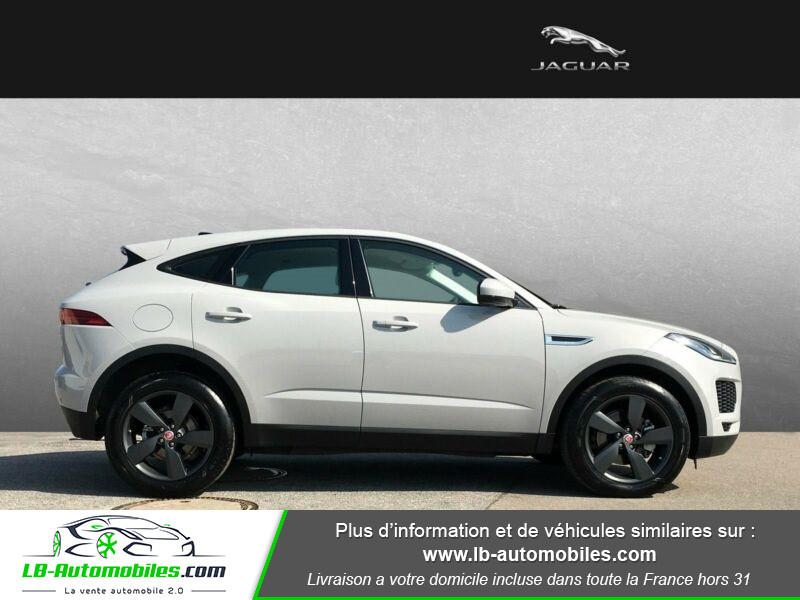 Jaguar E-pace D180 AWD Gris occasion à Beaupuy - photo n°11