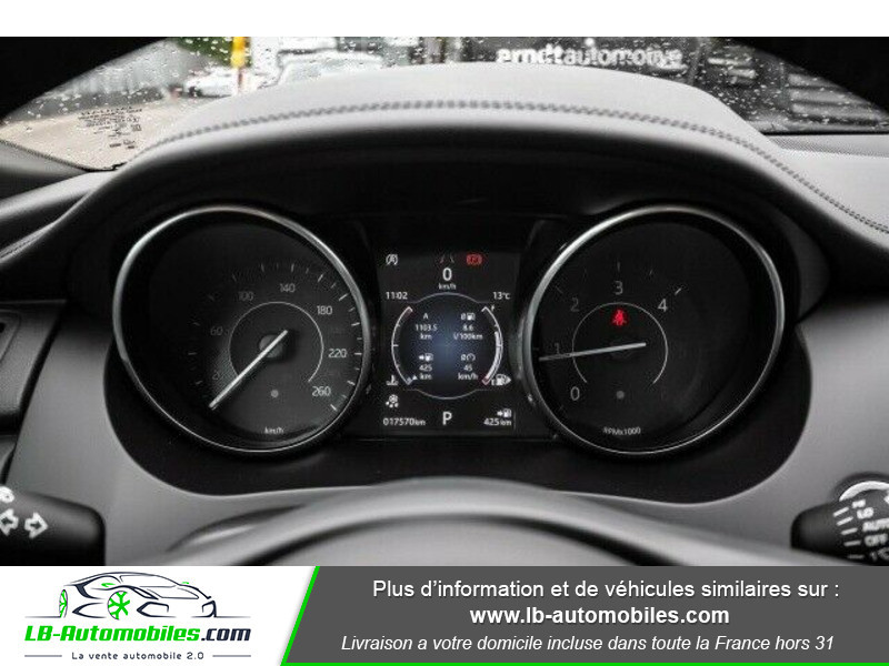 Jaguar E-pace D180 AWD Blanc occasion à Beaupuy - photo n°10