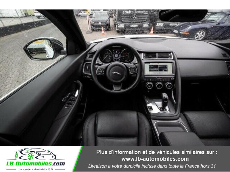 Jaguar E-pace D180 AWD Blanc occasion à Beaupuy - photo n°2