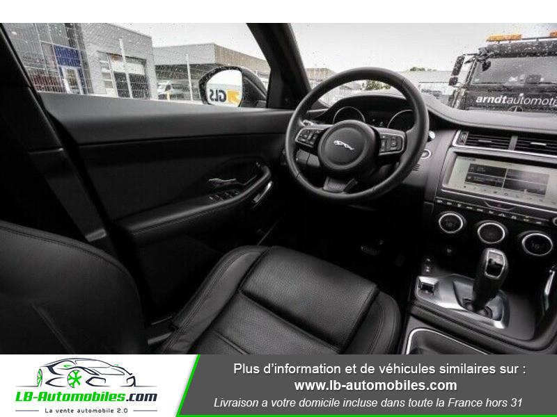 Jaguar E-pace D180 AWD Blanc occasion à Beaupuy - photo n°16