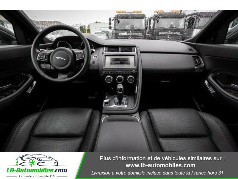Jaguar E-pace D180 AWD Blanc occasion à Beaupuy - photo n°17