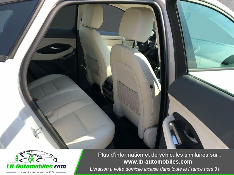 Jaguar E-pace D180 AWD Gris occasion à Beaupuy - photo n°5