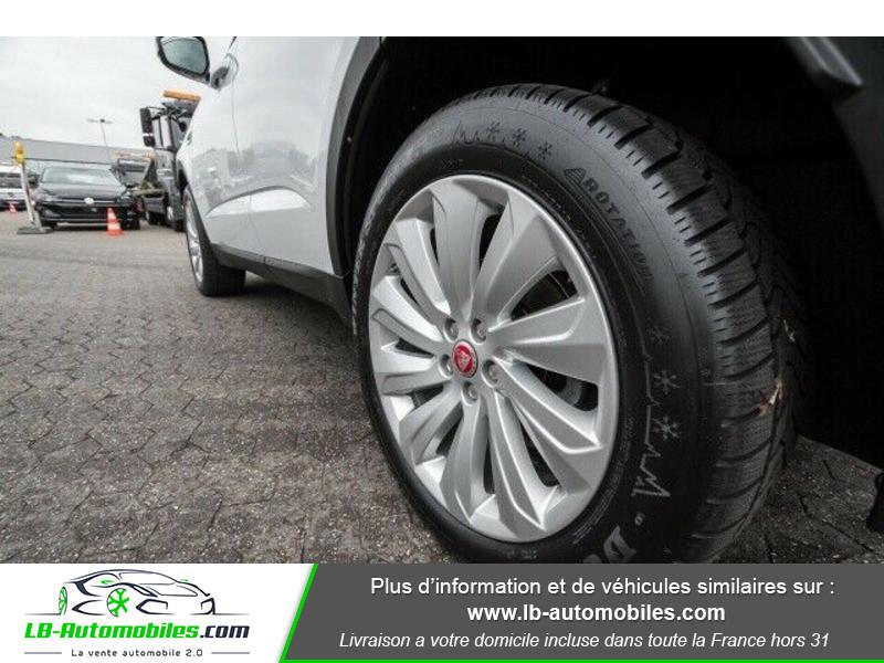 Jaguar E-pace D180 AWD Blanc occasion à Beaupuy - photo n°5