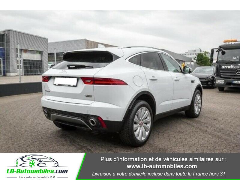 Jaguar E-pace D180 AWD Blanc occasion à Beaupuy - photo n°3