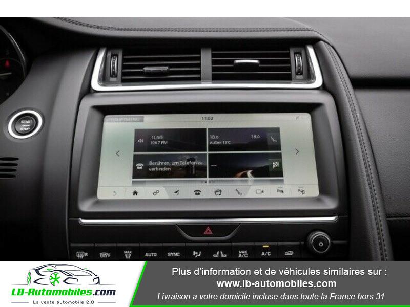 Jaguar E-pace D180 AWD Blanc occasion à Beaupuy - photo n°9