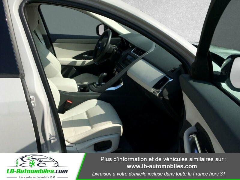 Jaguar E-pace D180 AWD Gris occasion à Beaupuy - photo n°4