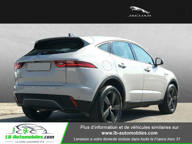 Jaguar E-pace D180 AWD Gris occasion à Beaupuy - photo n°3