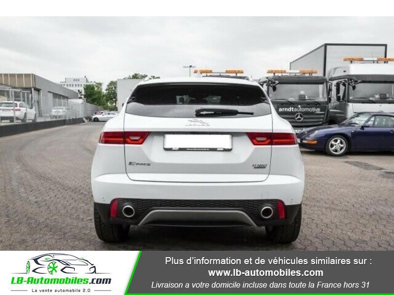 Jaguar E-pace D180 AWD Blanc occasion à Beaupuy - photo n°6