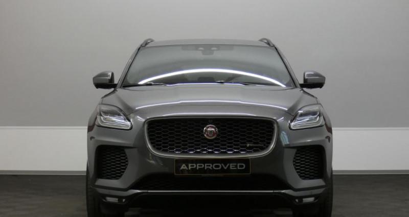 Jaguar E-pace D180 R-Dynamic SE AWD Aut. Gris occasion à Luxembourg - photo n°2