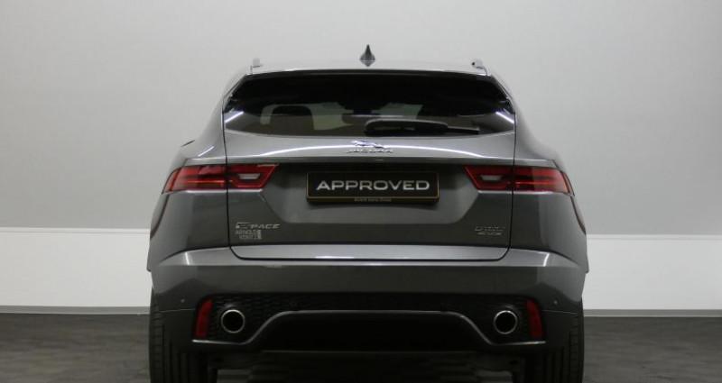 Jaguar E-pace D180 R-Dynamic SE AWD Aut. Gris occasion à Luxembourg - photo n°5