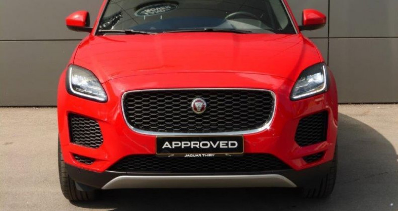 Jaguar E-pace D240 HSE Rouge occasion à Luxembourg - photo n°7