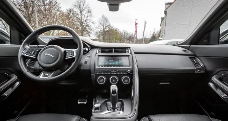 Jaguar E-pace P200 AWD R-DYNAMIC S Noir occasion à Montévrain - photo n°6