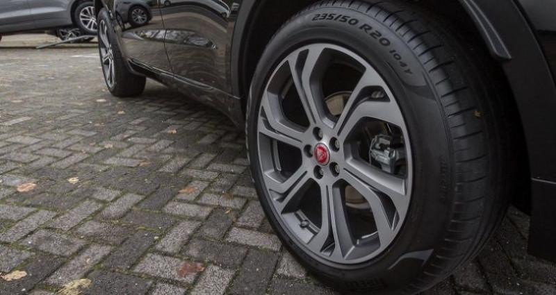 Jaguar E-pace P200 AWD R-DYNAMIC S Noir occasion à Montévrain