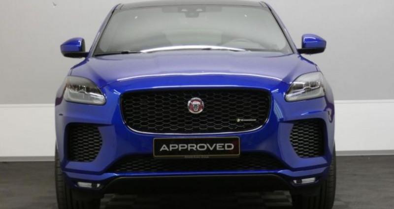 Jaguar E-pace P200 R-Dynamic S AWD Auto. Bleu occasion à Petange - photo n°2
