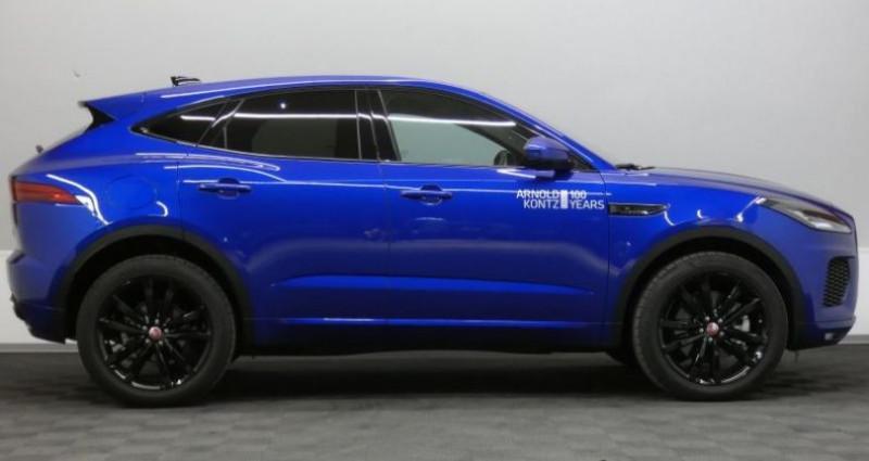 Jaguar E-pace P200 R-Dynamic S AWD Auto. Bleu occasion à Petange - photo n°3