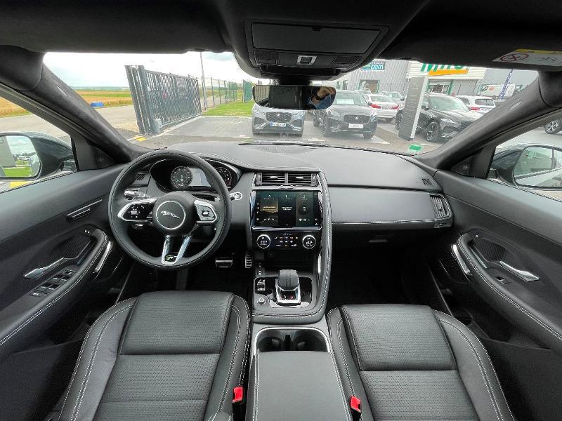 Jaguar E-pace P300e PHEV R-Dynamic SE BVA AWD  occasion à Barberey-Saint-Sulpice - photo n°5