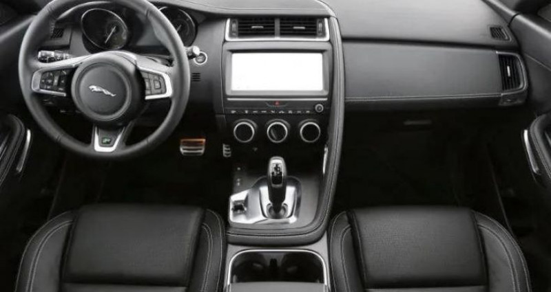 Jaguar E-pace R-dynamique S Gris occasion à Luxembourg - photo n°4