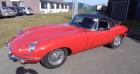 Jaguar E-Type 4.2 MK1.5 Rouge à Perwez 13