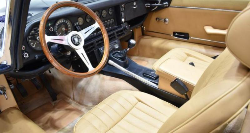Jaguar E-Type Type E Cabriolet 5.3L V12  occasion à La Boisse - photo n°7