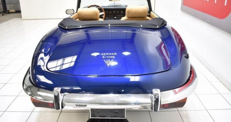 Jaguar E-Type Type E Cabriolet 5.3L V12  occasion à La Boisse - photo n°6