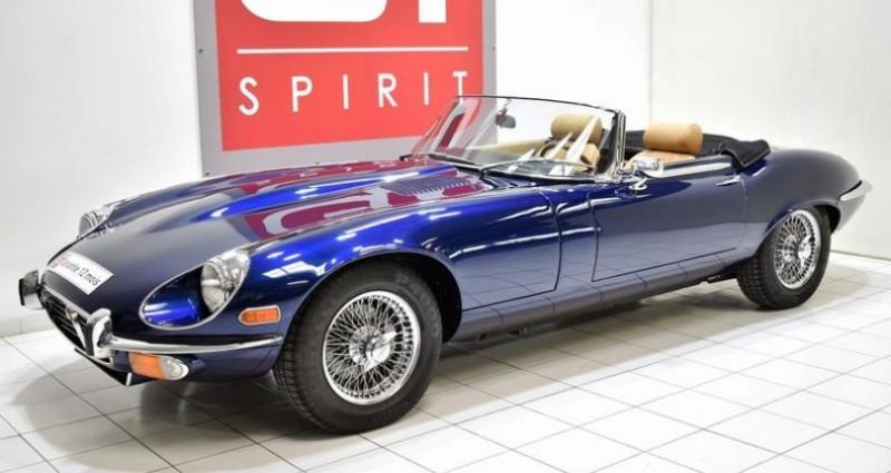 Jaguar E-Type Type E Cabriolet 5.3L V12  occasion à La Boisse