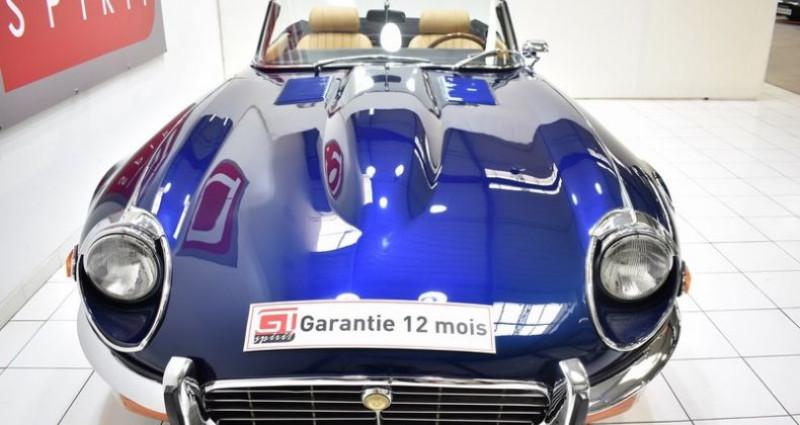 Jaguar E-Type Type E Cabriolet 5.3L V12  occasion à La Boisse - photo n°5