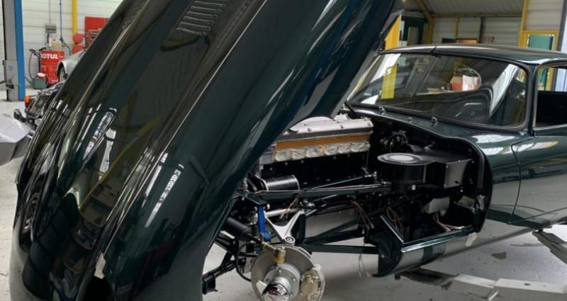 Jaguar E-Type type-E Plancher Plat 1962  occasion à Saint-saturnin - photo n°7