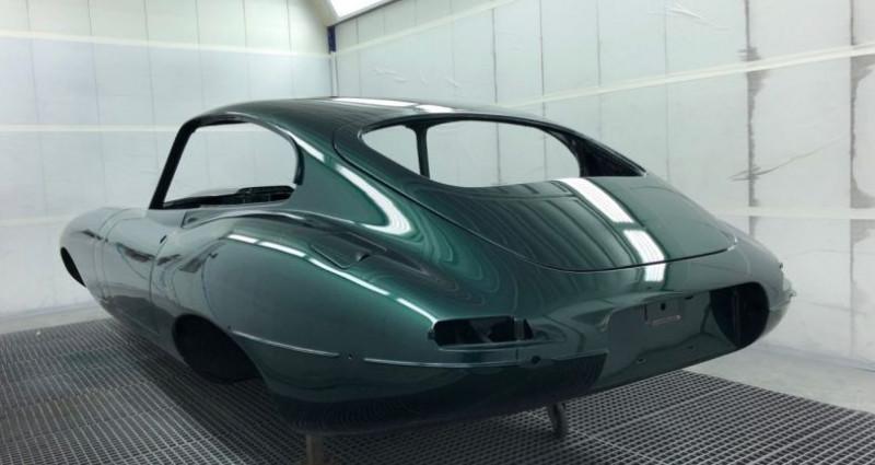 Jaguar E-Type type-E Plancher Plat 1962  occasion à Saint-saturnin - photo n°6