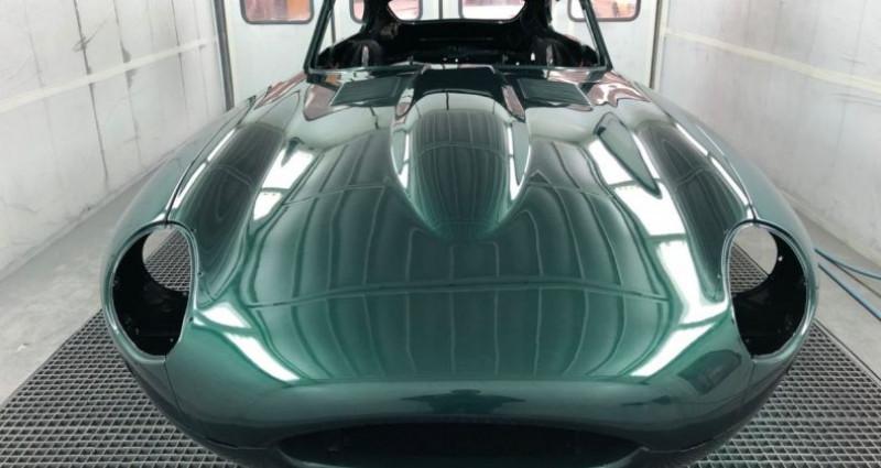 Jaguar E-Type type-E Plancher Plat 1962  occasion à Saint-saturnin - photo n°2