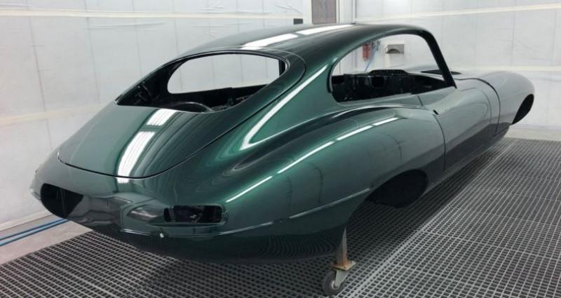 Jaguar E-Type type-E Plancher Plat 1962  occasion à Saint-saturnin - photo n°4