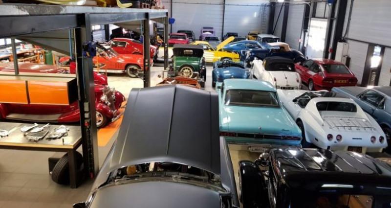 Jaguar E-Type TYPE E SERIE 1 2+2 TYPE E Vert occasion à Jonquières - photo n°5