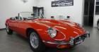 Jaguar E-Type V12 5.3 CABRIOLET Rouge à Jouy-le-potier 45