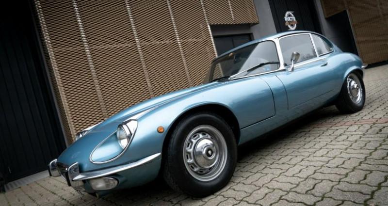 Jaguar E-Type V12 Coup Bleu occasion à Reggio Emilia - photo n°5