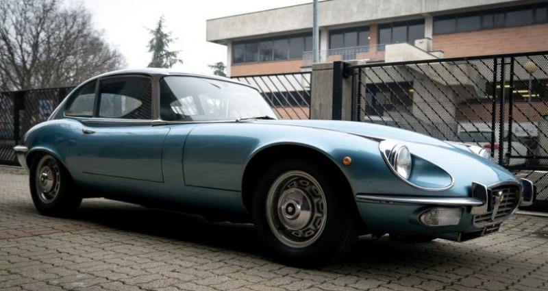 Jaguar E-Type V12 Coup Bleu occasion à Reggio Emilia - photo n°4