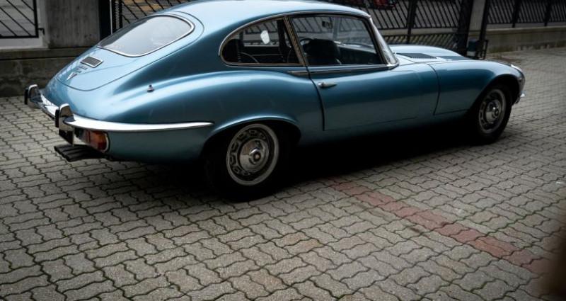 Jaguar E-Type V12 Coup Bleu occasion à Reggio Emilia - photo n°7