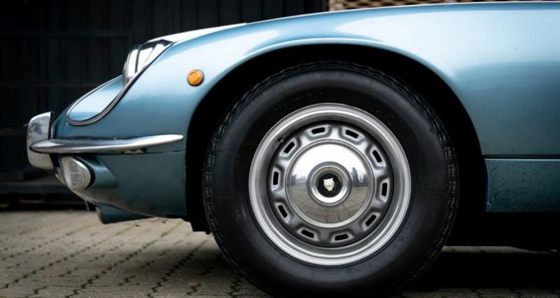 Jaguar E-Type V12 Coup Bleu occasion à Reggio Emilia - photo n°2
