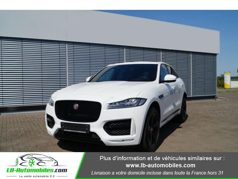 Jaguar F-Pace 2.0 D AWD 180 ch R-Sport Blanc occasion à Beaupuy