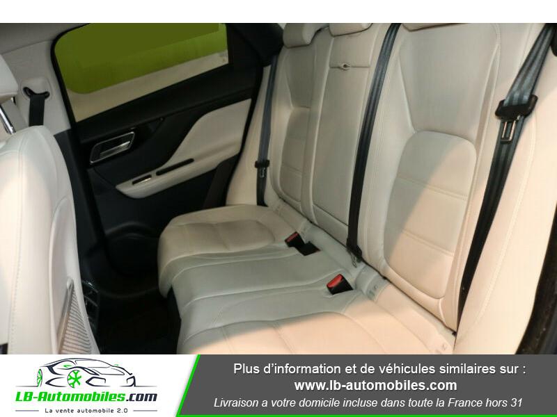 Jaguar F-Pace 2.0 D AWD 180 ch Noir occasion à Beaupuy - photo n°5