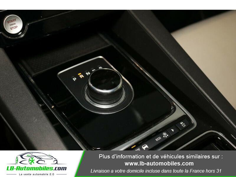 Jaguar F-Pace 2.0 D AWD 180 ch Noir occasion à Beaupuy - photo n°11