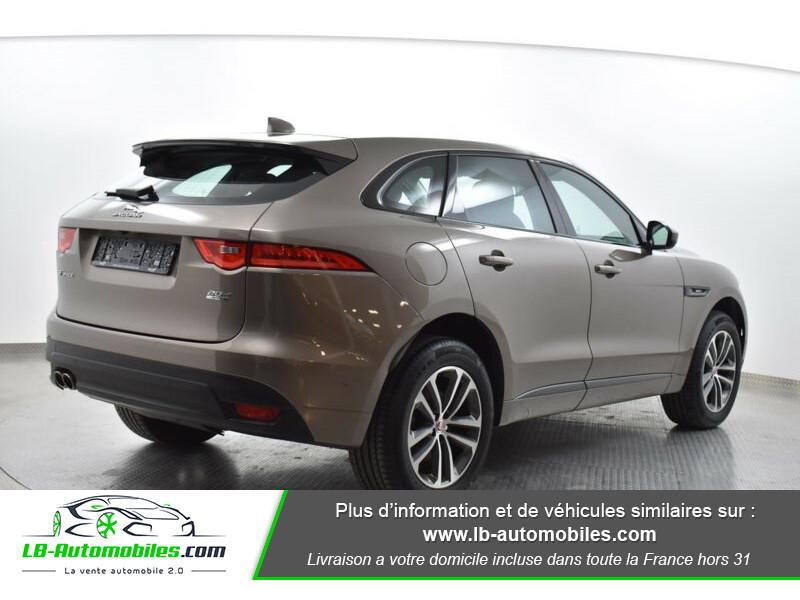 Jaguar F-Pace 2.0 D AWD 180 ch  occasion à Beaupuy - photo n°3