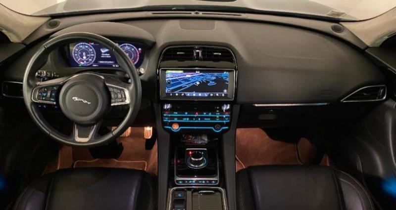 Jaguar F-Pace 2.0D 180ch Prestige AWD BVA8 Noir occasion à Nice - photo n°7