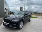 Jaguar F-Pace 2.0D 180ch R-Sport AWD BVA8 Noir à Barberey-Saint-Sulpice 10