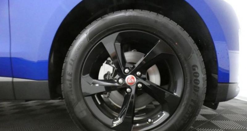 Jaguar F-Pace 20d 180 Prestige AWD Auto. Bleu occasion à Petange - photo n°6