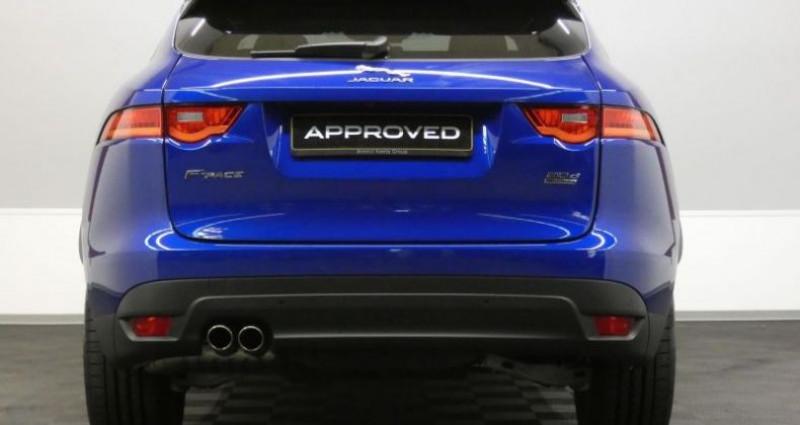Jaguar F-Pace 20d 180 Prestige AWD Auto. Bleu occasion à Petange - photo n°5
