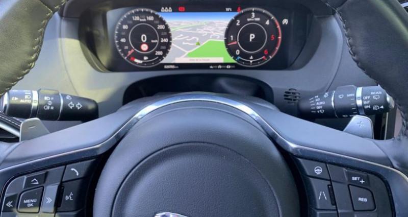 Jaguar F-Pace 3.0 D S V6 300cv Gris occasion à Meylan - photo n°7