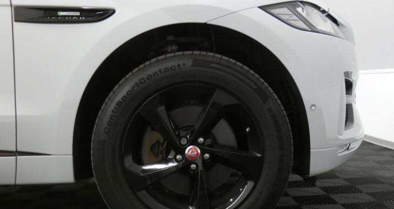 Jaguar F-Pace 30d 300ch R-Sport Blanc occasion à Luxembourg - photo n°6