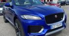 Jaguar F-Pace V6 3.0D 300ch Première Edition 4x4 BVA8 Bleu à EPAGNY 74