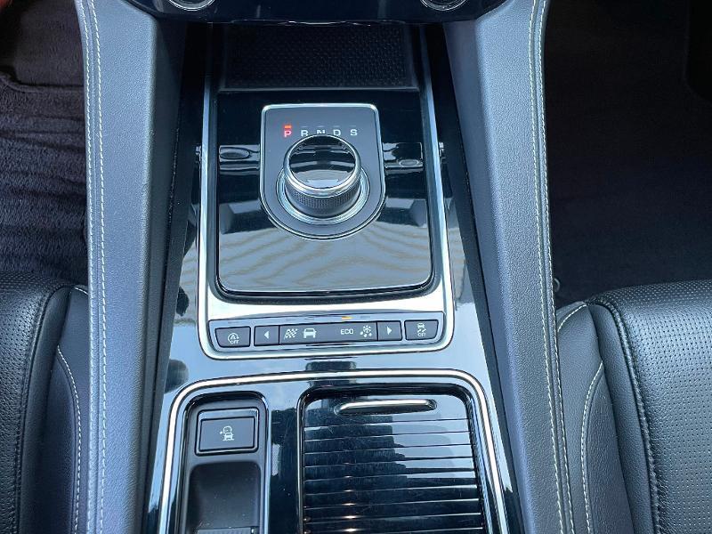 Jaguar F-Pace V6 3.0D 300ch R-Sport 4x4 BVA8 Blanc occasion à Barberey-Saint-Sulpice - photo n°17